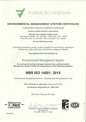Policy - ISO 14001
