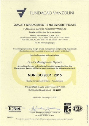 Policy - ISO 9001