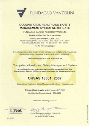 Policy - OHSAS 18001